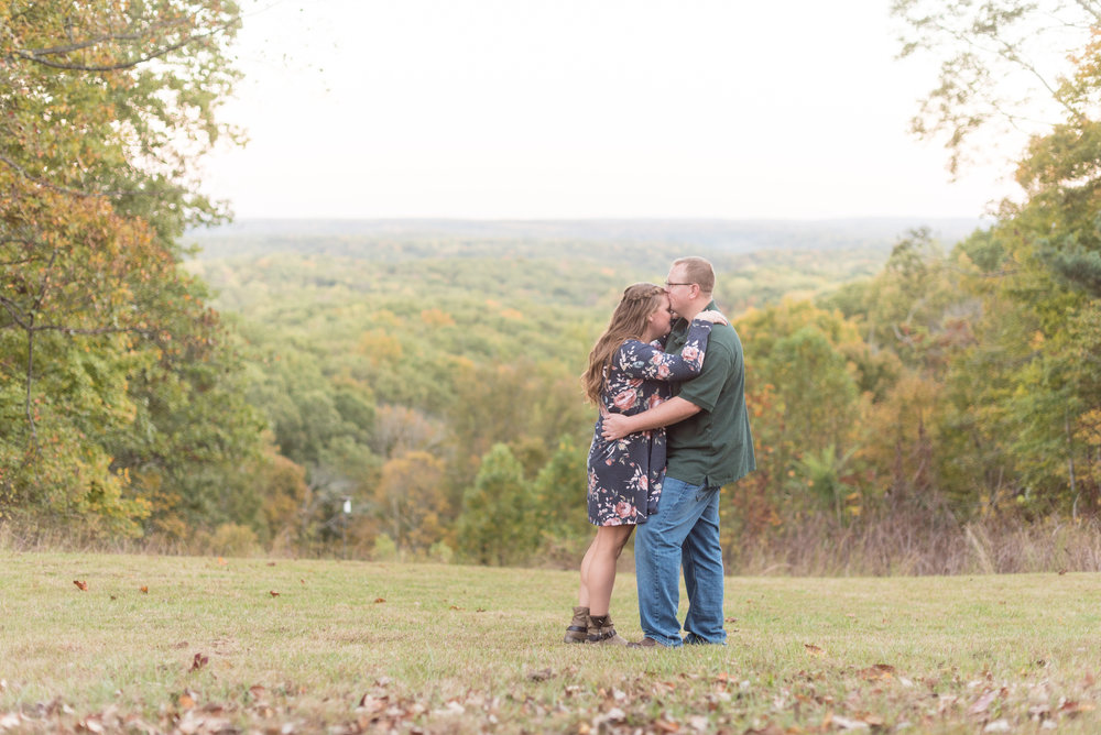 Best Engagement Session Locations in Indianapolis Brown County State Park