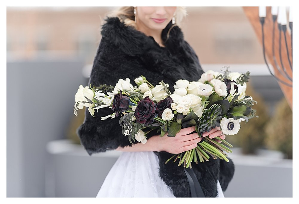 Elegant Black and White Winter Rooftop Wedding_0741.jpg