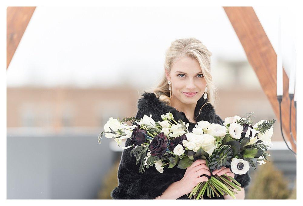 Elegant Black and White Winter Rooftop Wedding_0742.jpg