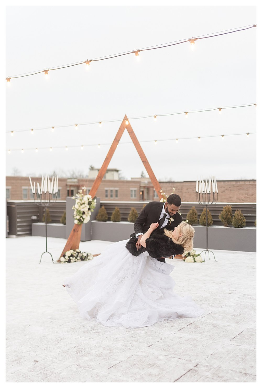 Elegant Black and White Winter Rooftop Wedding_0770.jpg
