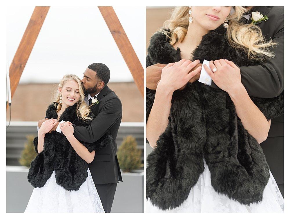 Elegant Black and White Winter Rooftop Wedding_0791.jpg
