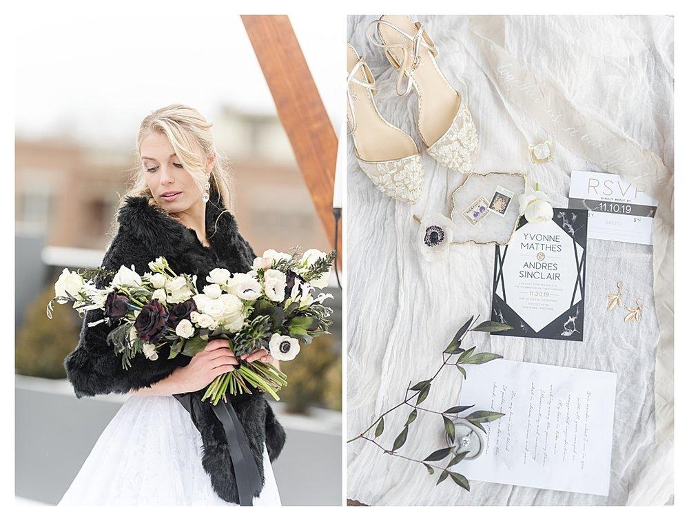 Elegant Black and White Winter Rooftop Wedding_0792.jpg