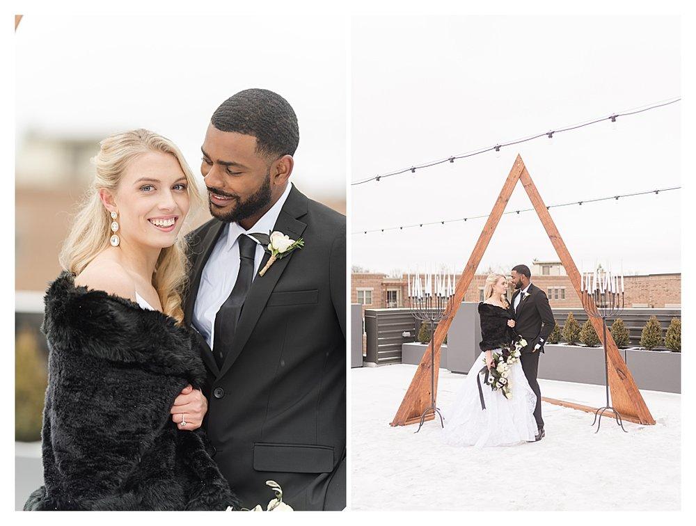 Elegant Black and White Winter Rooftop Wedding_0798.jpg