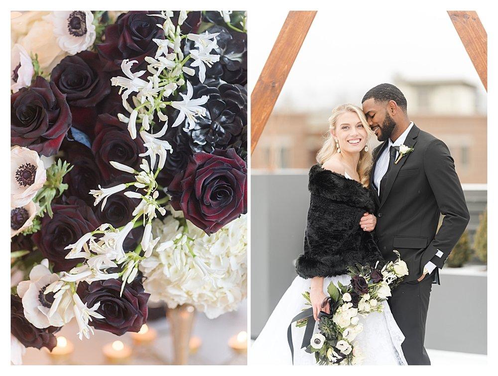 Elegant Black and White Winter Rooftop Wedding_0802.jpg