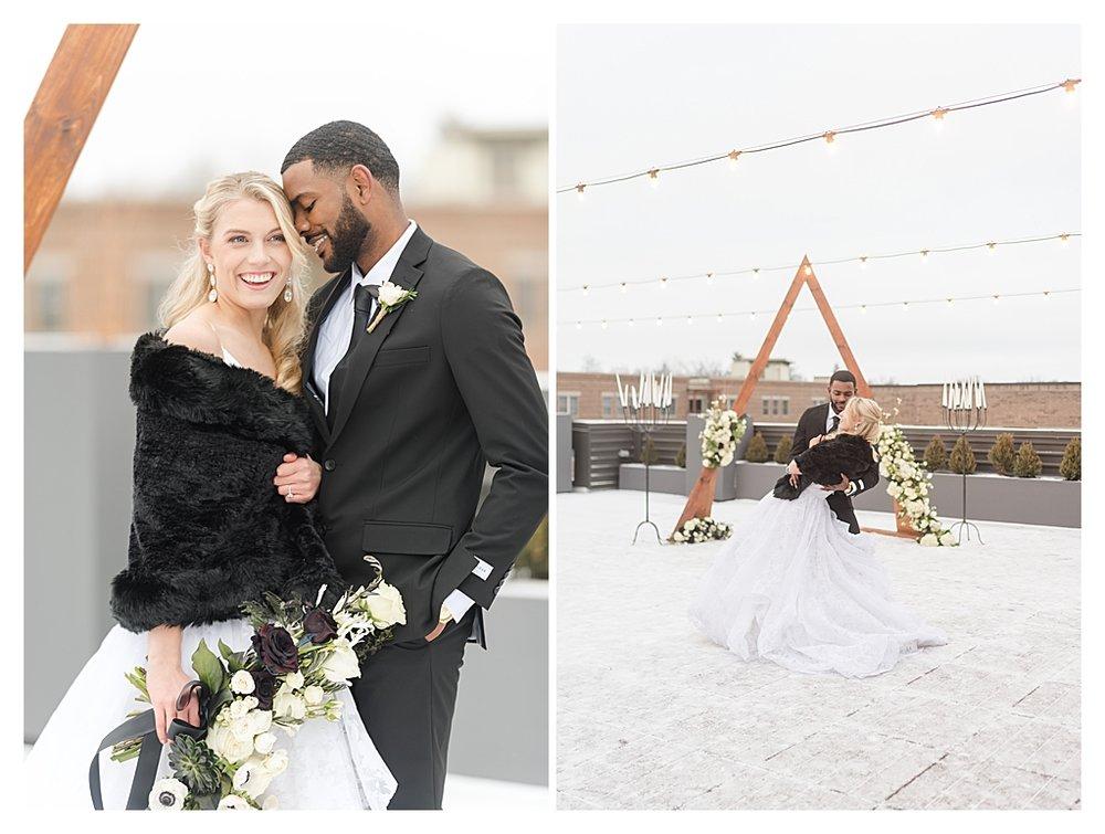 Elegant Black and White Winter Rooftop Wedding_0804.jpg