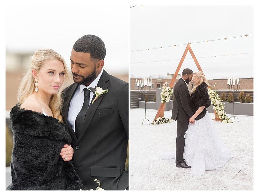 Elegant Black and White Winter Rooftop Wedding_0805.jpg