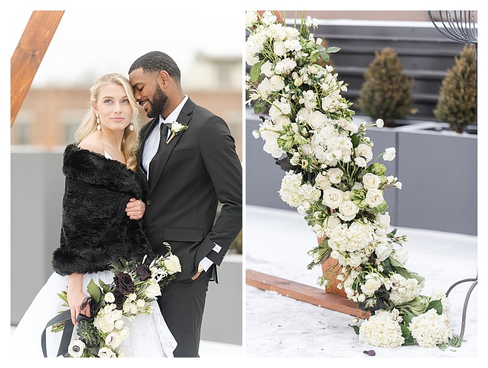 Elegant Black and White Winter Rooftop Wedding_0807.jpg