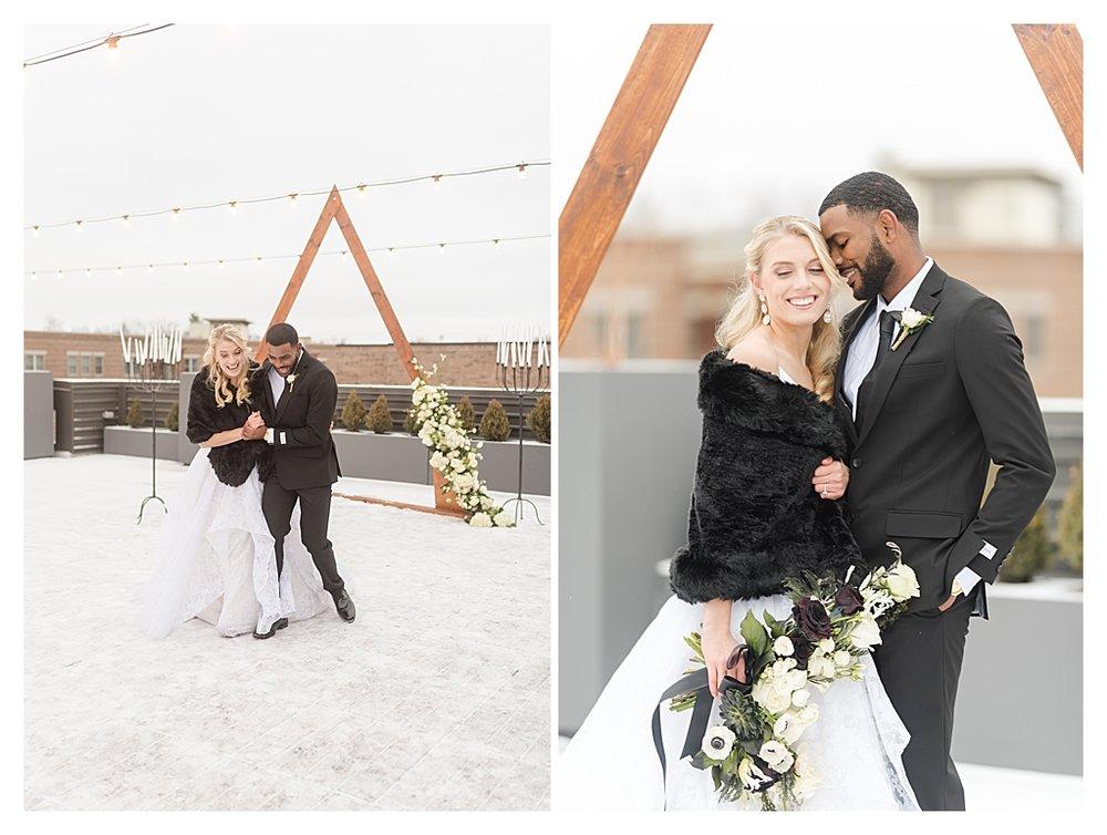 Elegant Black and White Winter Rooftop Wedding_0810.jpg