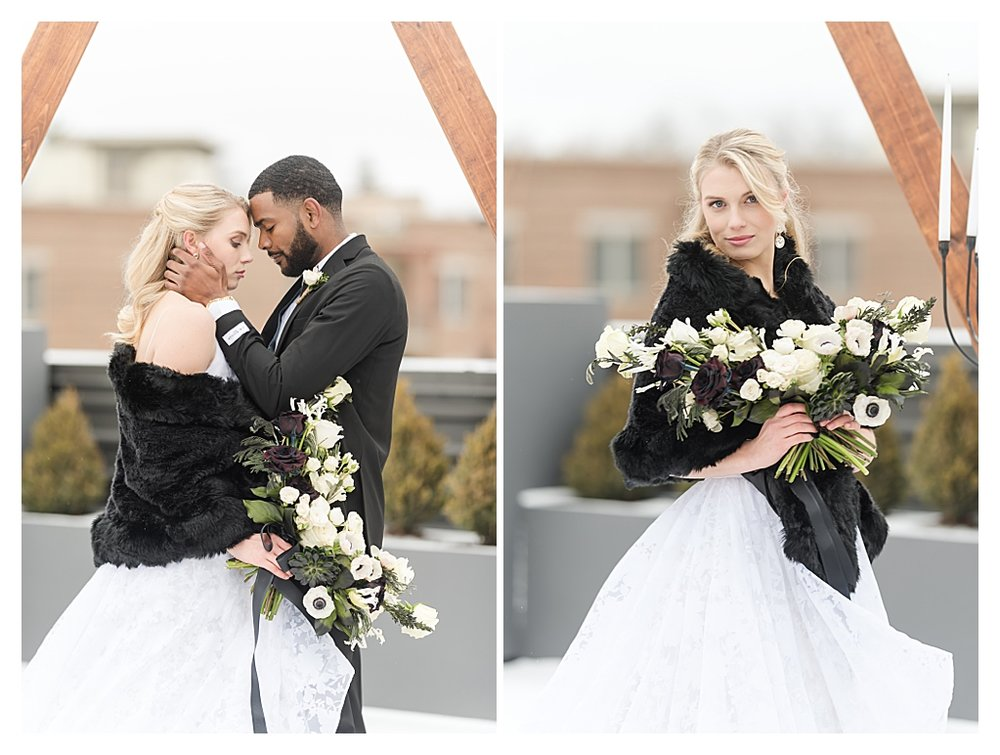 Elegant Black and White Winter Rooftop Wedding_0812.jpg