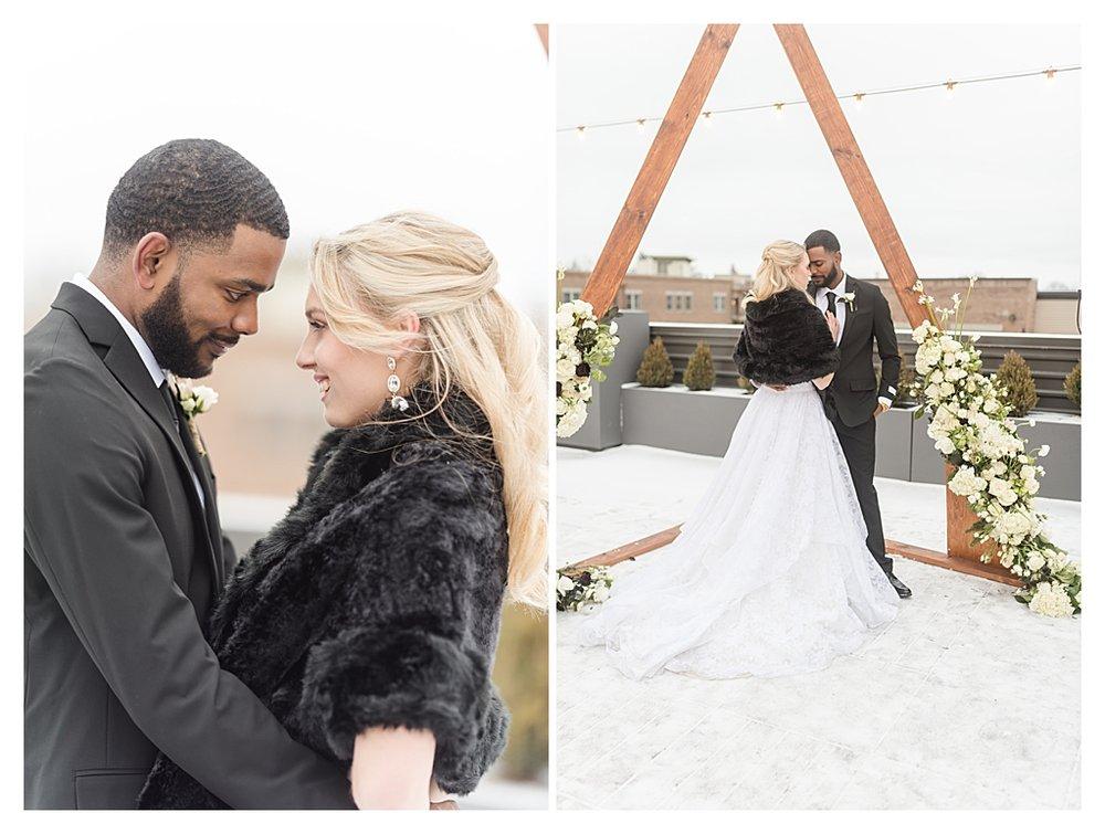 Elegant Black and White Winter Rooftop Wedding_0814.jpg