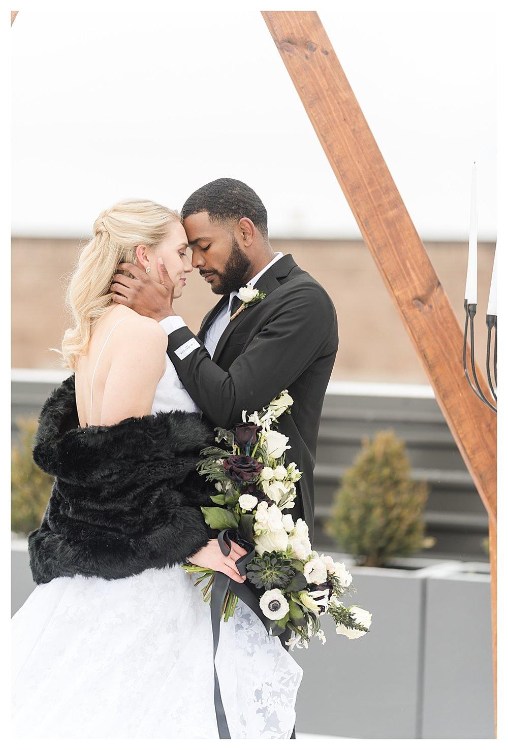Elegant Black and White Winter Rooftop Wedding_0816.jpg