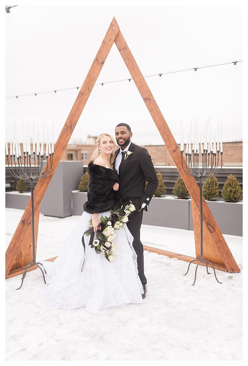 Elegant Black and White Winter Rooftop Wedding_0836.jpg
