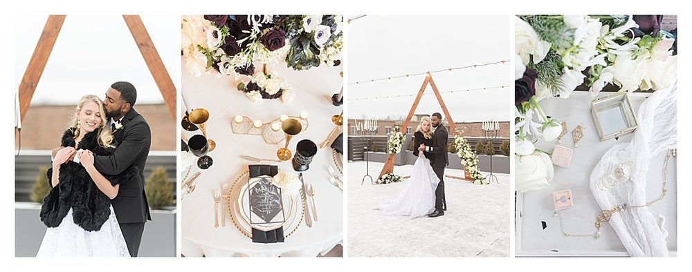 Elegant Black and White Winter Rooftop Wedding_0838.jpg
