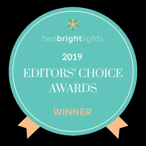 2019 Two Bright Lights Editor's Choice Award Winner