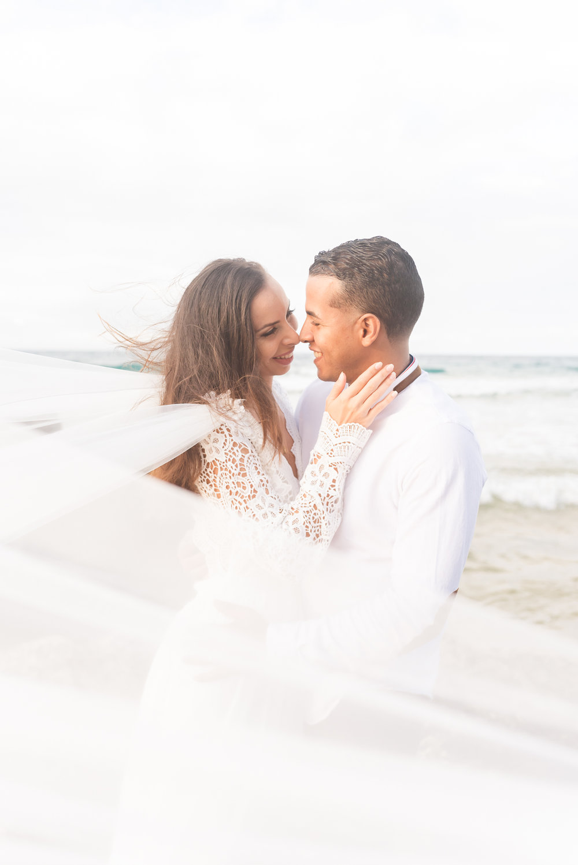 San Juan Destination Wedding Photographers Beach Wedding in Luquillo Puerto Rico-4.jpg