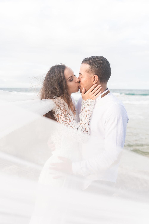 San Juan Destination Wedding Photographers Beach Wedding in Luquillo Puerto Rico-5.jpg