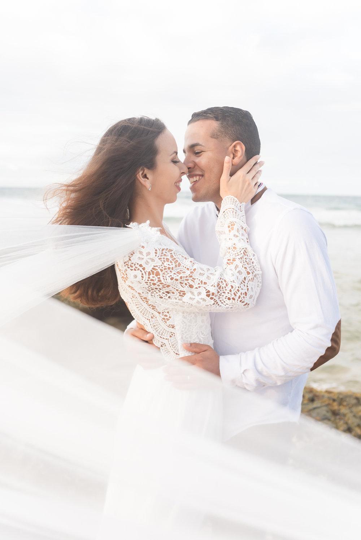 San Juan Destination Wedding Photographers Beach Wedding in Luquillo Puerto Rico-8.jpg