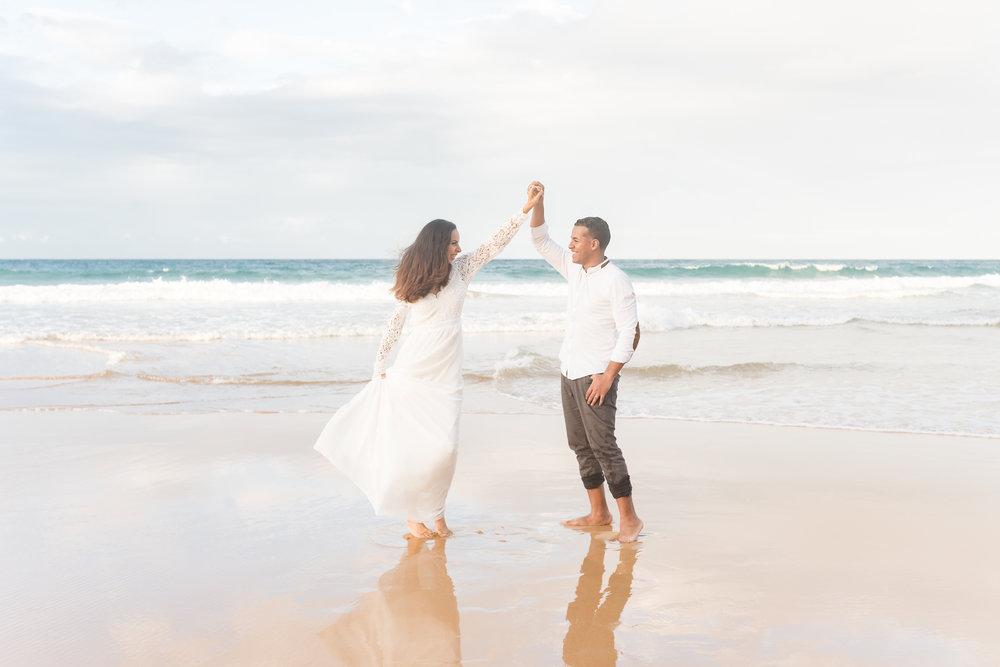 San Juan Destination Wedding Photographers Beach Wedding in Luquillo Puerto Rico-29.jpg