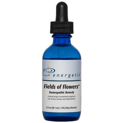Field of Flowers contains dozens of Flower Essences to support emotional ups and downs.