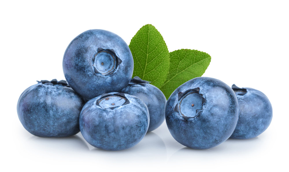 The acids in blueberries do all the magic! - Citric Acid, quinic, malic, succinic, tartic, shikimic - these acids decongest the body, reduce inflammation, and reduce blood sugar levels in the blood.