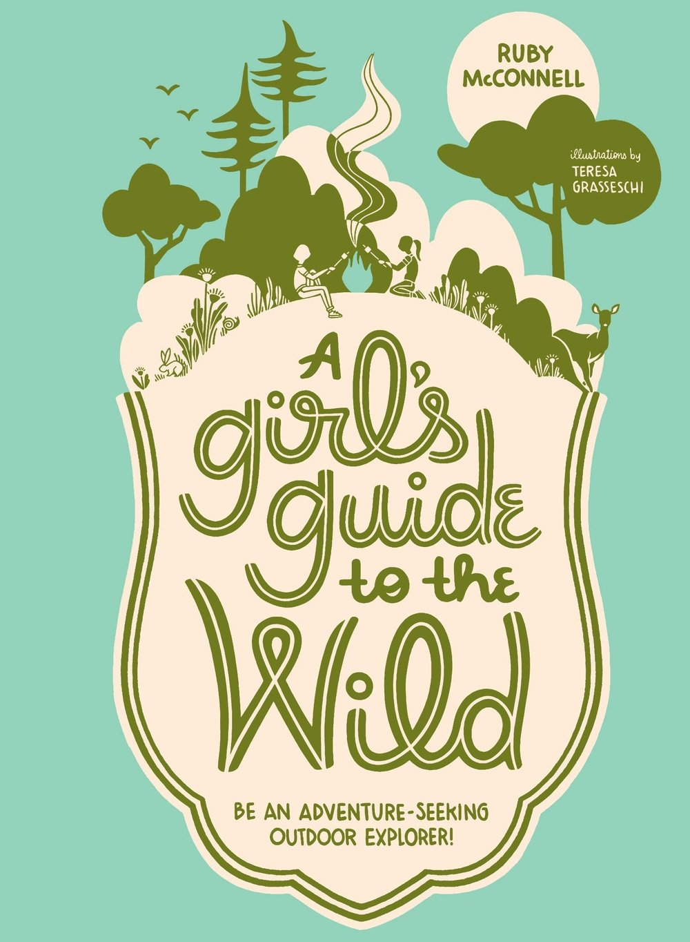 Coming May 23rd! A Girl's Guide to the Wild -