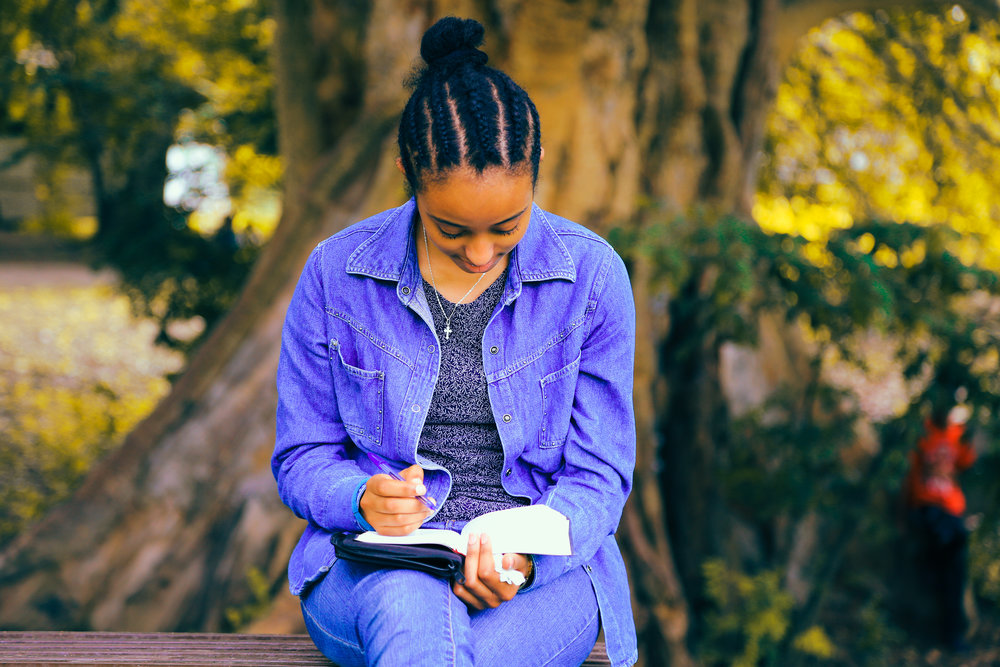 WRITING HER-STORY -