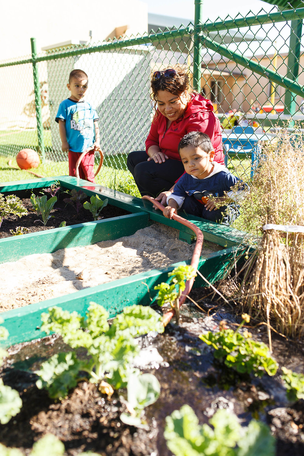 The importance of Gardens for Early Childhood - Hands-on experiences in the garden provide young children with a multitude of life-enhancing benefits, including:- Access to healthy food- Increased physical activity- Reduced risk of obesity- Improved behavior- Decreased stress and anxiety- Positive social integration- Improved relationships- Greater engagement with learning- Better academic performance