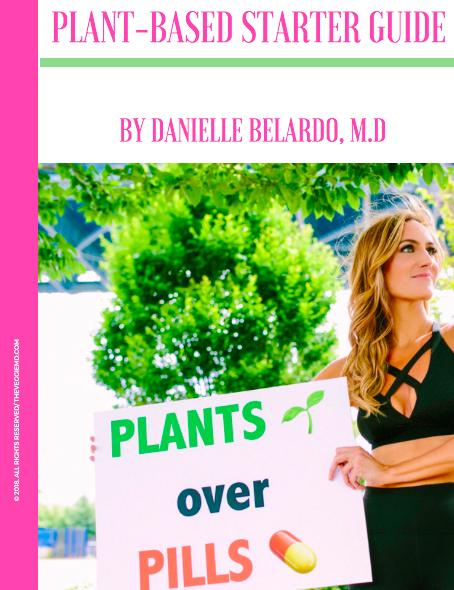 Plant based starter guide