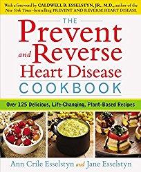 The Prevent Reversse heart disease book the veggie md