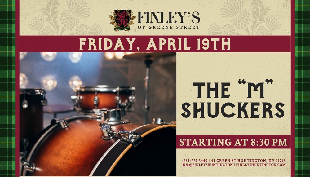 """The """"M"""" Shuckers Flyer"""
