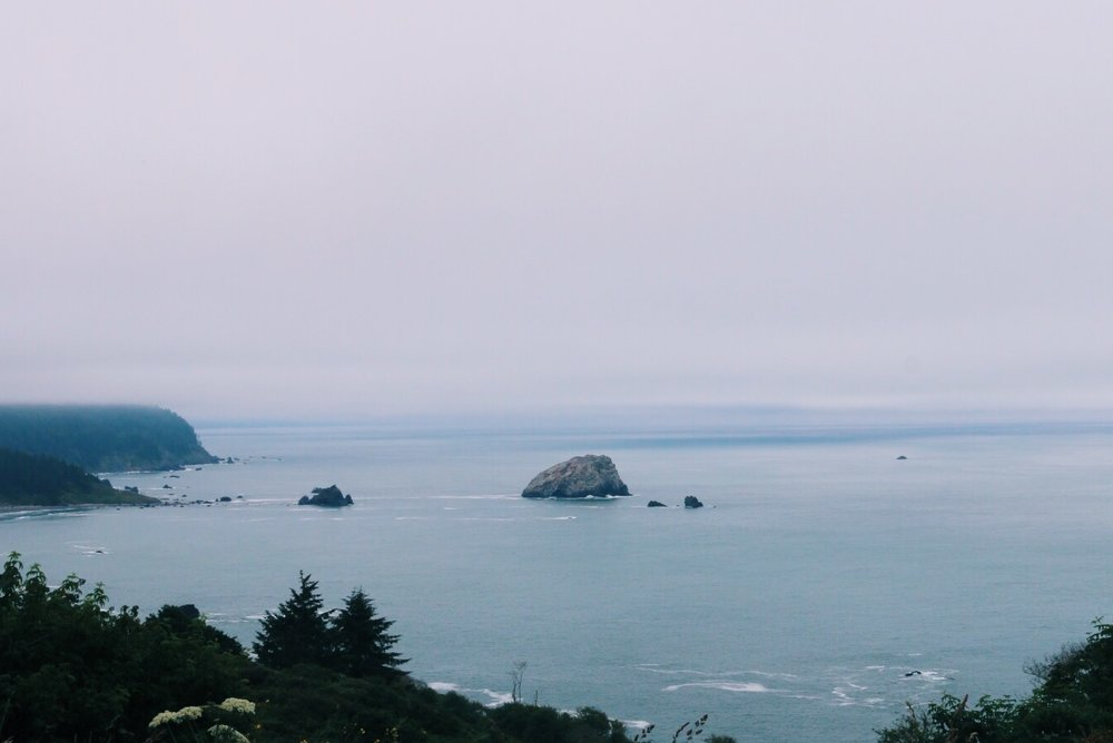 The dreamy coastlines of Oregon