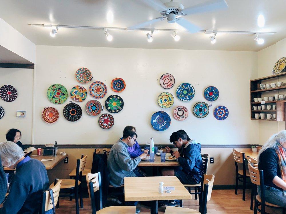 Goodlife Cafe, Mendocino California