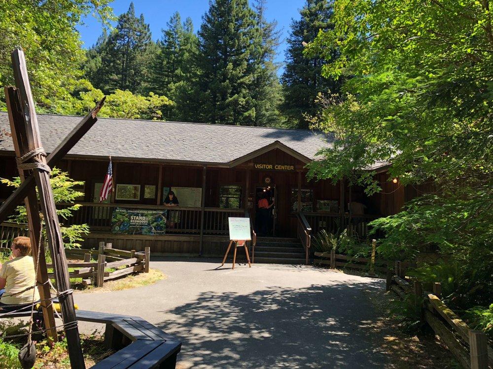 Humboldt State Park Visitors Center