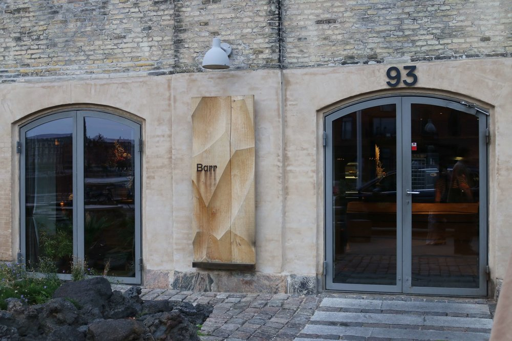Review of Restaurant Barr in Copenhagen - former Noma - travelhappy - Hawaii luxury travel agency