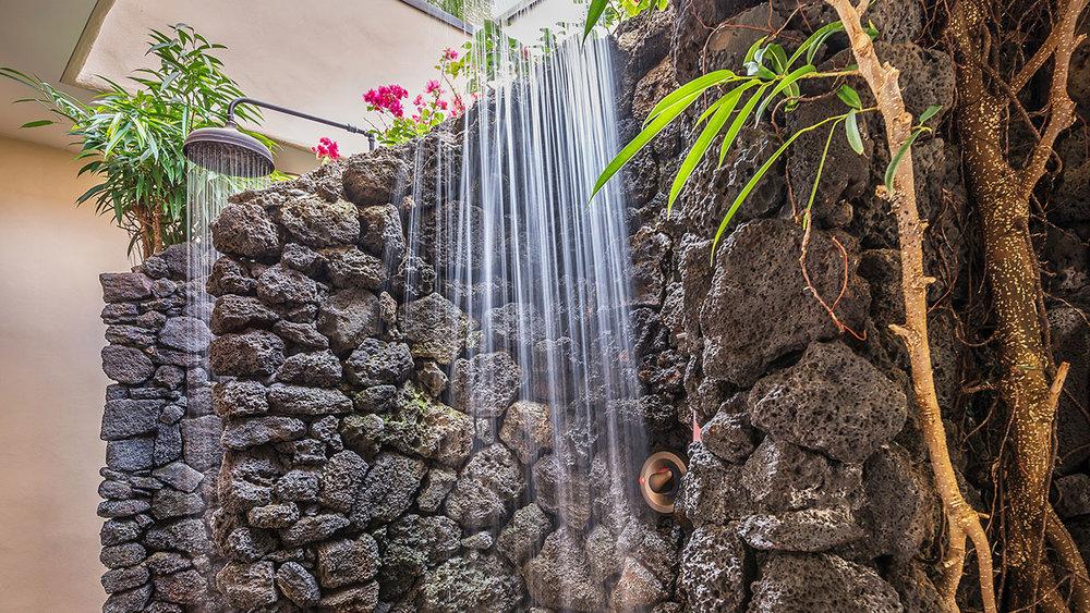 Photo courtesy Grand Hyatt Kauai - Pool at the Grand Hyatt Kauai Anara Spa