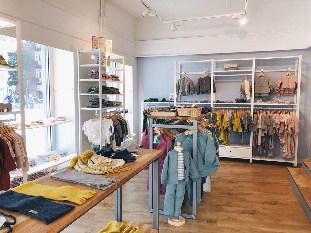 Best kids shopping in Copenhagen - travelhappy tips and recs for luxury vacations