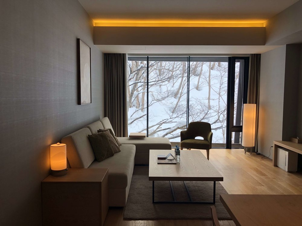 AYA Niseko Review - Luxury Ski Resort in Niseko, Japan | travelhappy blog