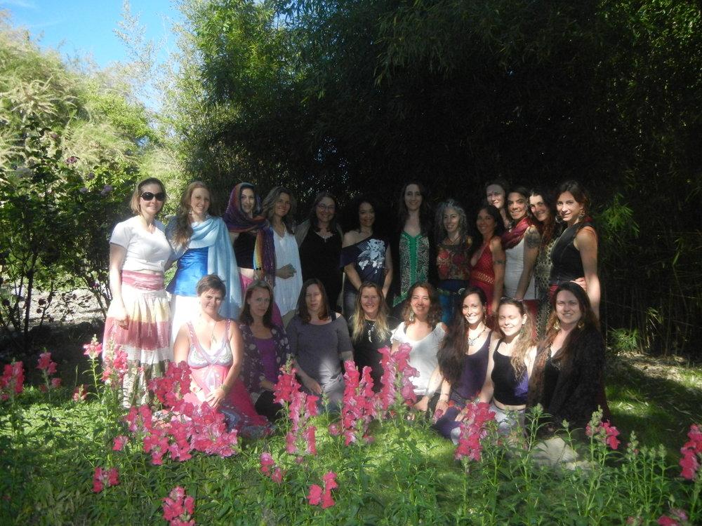 Divine Birth retreat with Marguerite Rigoglioso