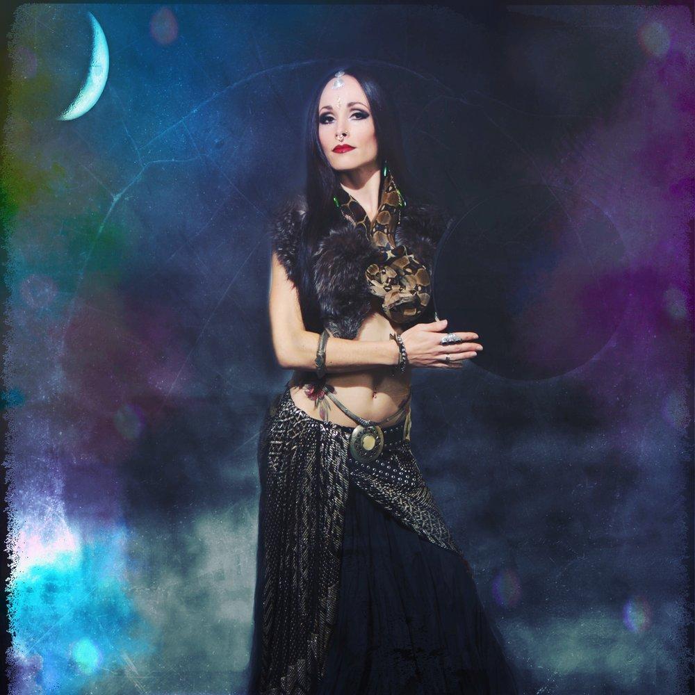 NagaChandra: New Moon Serpent Dance Ceremony