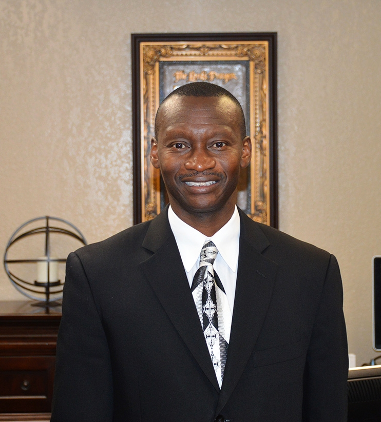 Rev. Allen M. ForD - Pastor of Grace First Baptist Church
