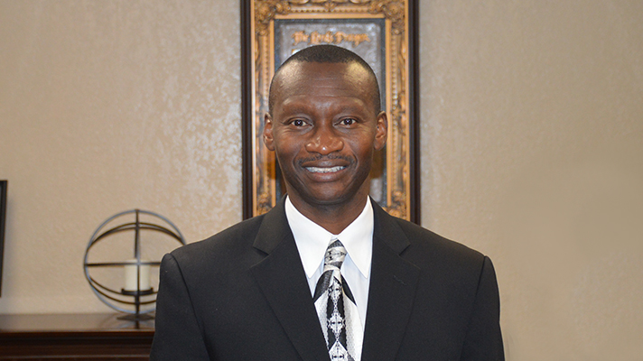 Rev. AlLEN M. Ford - Host and Pastor of Grace First Baptist Church, Founder of The Transforming Word Preaching Conference