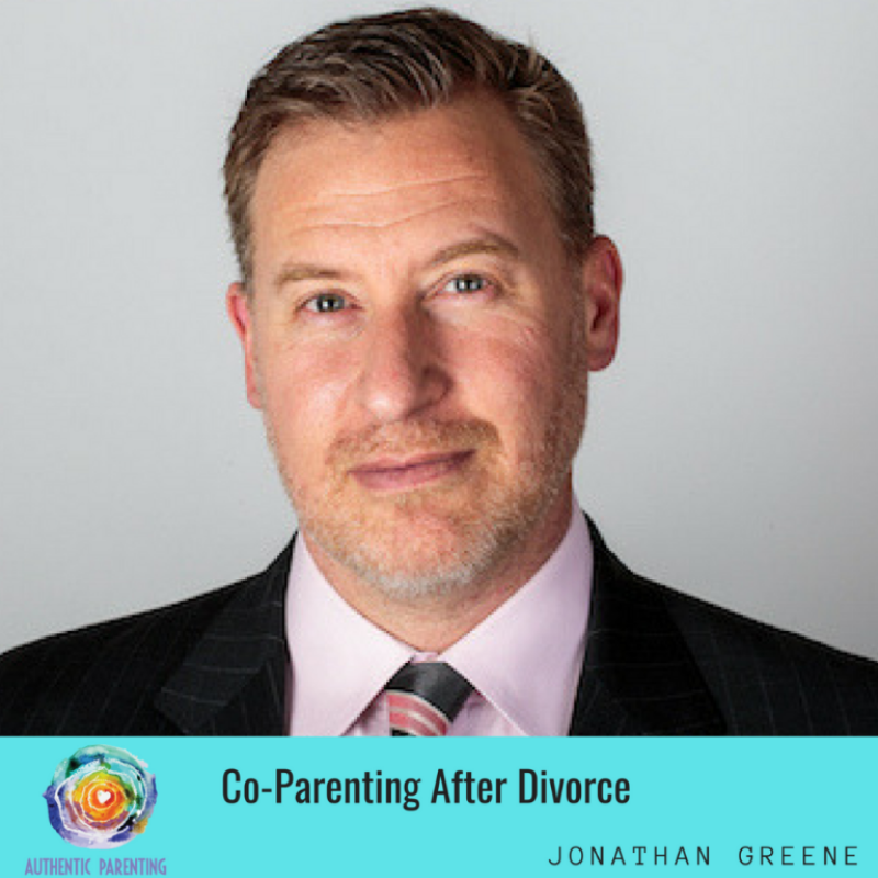 Ep. 138: Co-Parenting After Divorce with Jonathan Greene