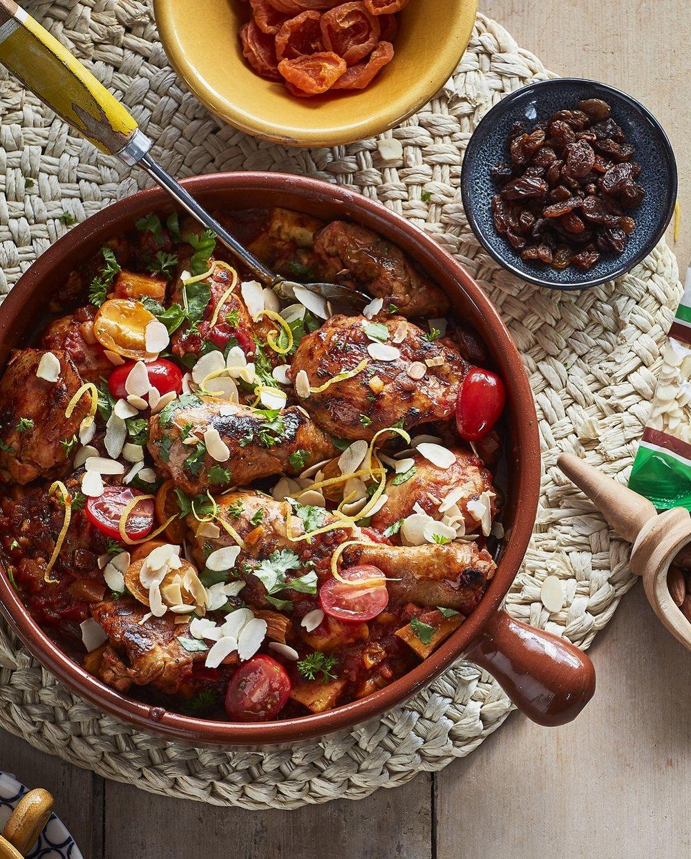 Zesty Moroccan Chicken