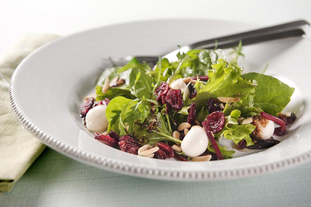 Cranberry & Almond Salad