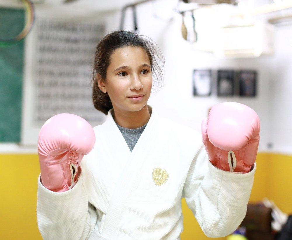 Teen Traditional Mixed Martial Arts: 12-15 yrs