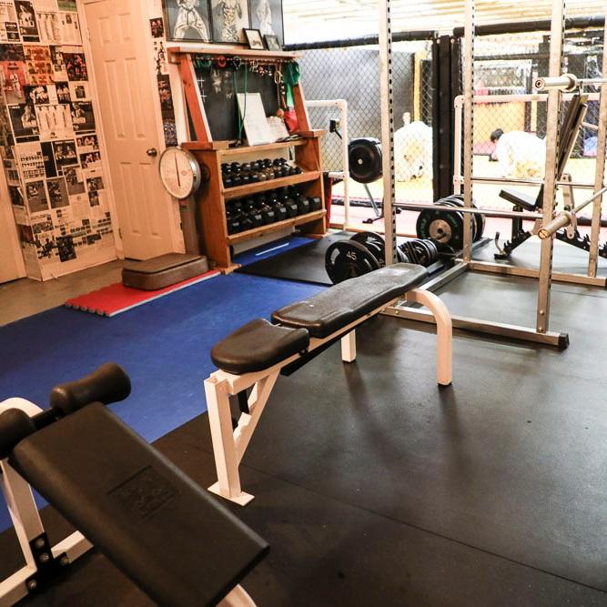 Weights area.JPG