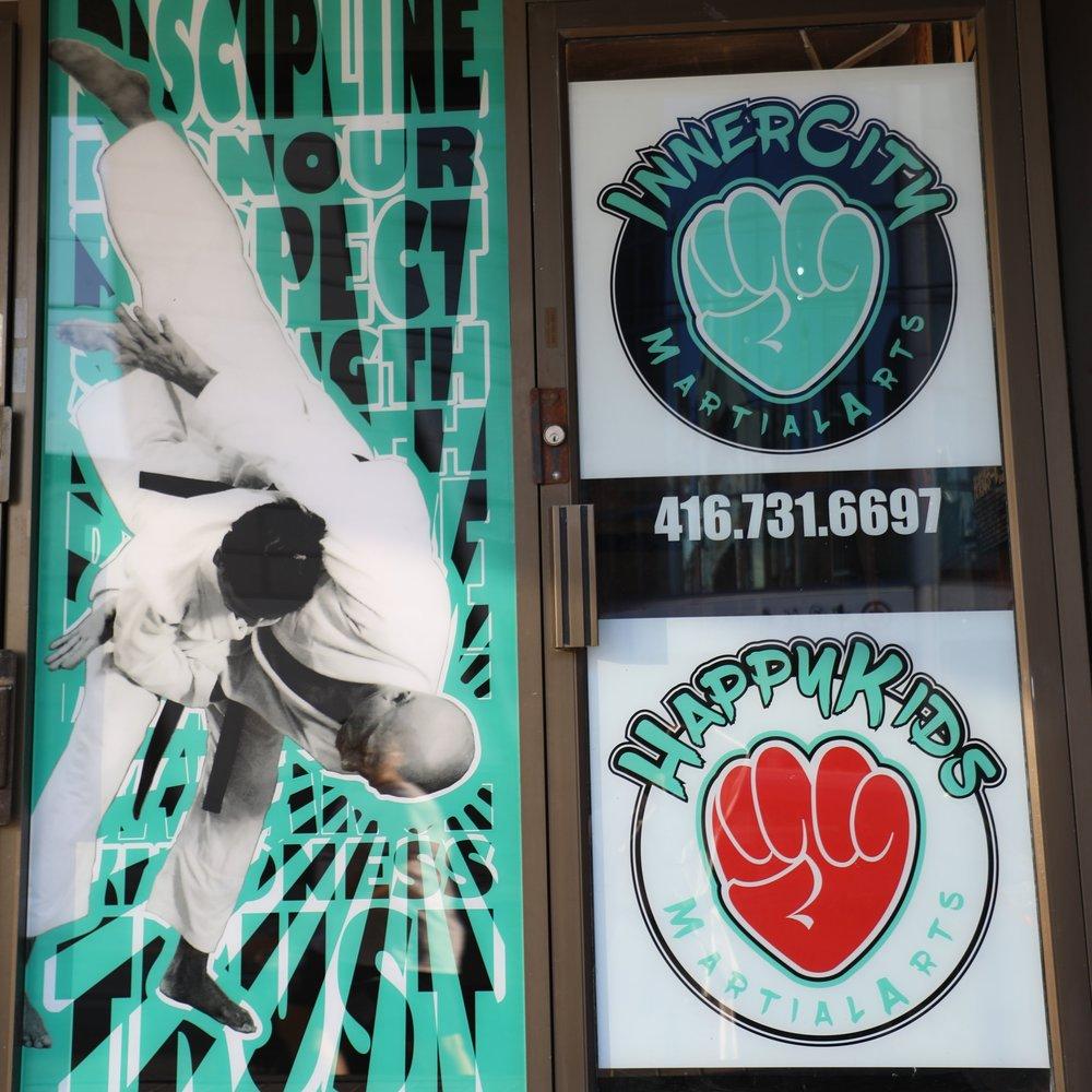 Innercity Martial Arts - Toronto Gym