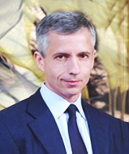 Eric N. Jacobsen, Ph.D, Chairman, Dept. of Chemistry, Harvard University