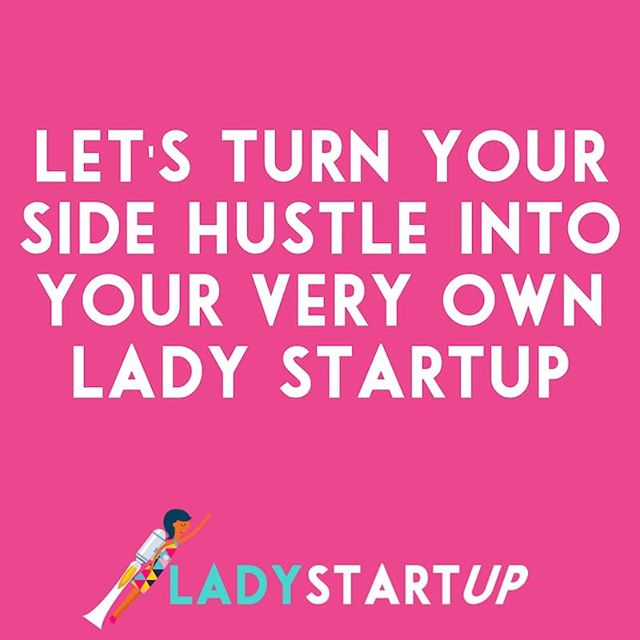 It's TIME — the Lady Startup Activation Plan is officially open!! For the first time, the doors to the Lady Startup Activation Plan are open — @miafreedman six-week plan that can take anyone from no-idea to being ready to launch your own Lady Startup. Spots are limited and registrations close at midnight on Friday 26 October. Click on the link in our bio to sign up today!