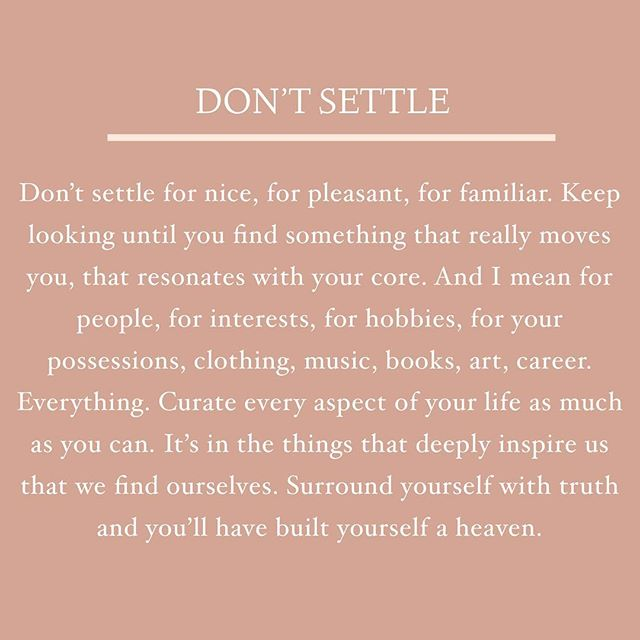 Monday mantra coming at ya 🙌🏼